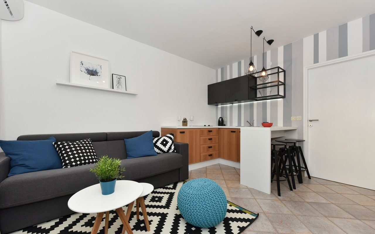 1 Bedroom Apartment No. 5
