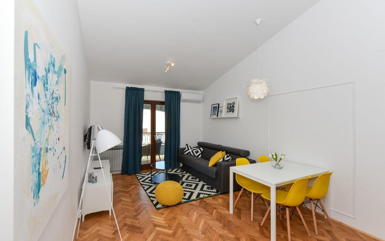 2 Bedroom Apartment No. 7